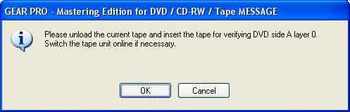 Verify Tape