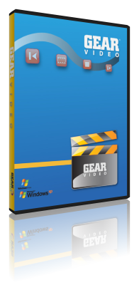 GEAR Video 9 DVD case